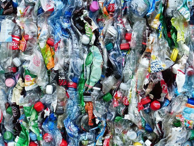 Weichmacher in Plastik - Flaschen